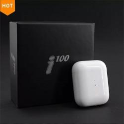 Беспроводные Наушники i100 TWS Sensor Touch White