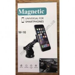 Автодержатель для телефона магнитный.W16/1