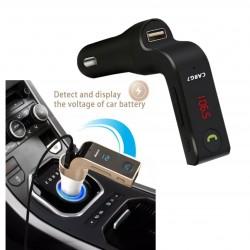 FM modulator для автомобиля G7