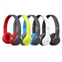 Бездротові навушники Wireless P 47 Bluetooth, MP3, FM радіо