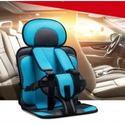 Бескаркасное автокресло детское портативное / Кресло автомобильное