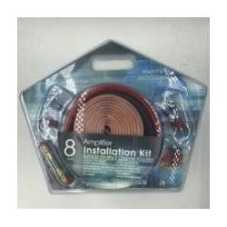 Набор проводов для установки саббуфера kit 1500W