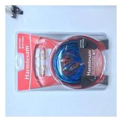 Набор проводов для установки саббуфера kit 1200W
