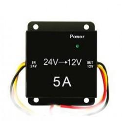 converter 24 to 12volt 5A