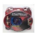 Набор проводов для установки саббуфера kit 1800W