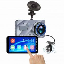 видеорегистратор DVR-A10 TP/2кам FULL.HD