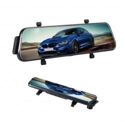 Зеркало с видеорегистратором 9.66'' L1023, / 2кам FULL.HD