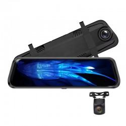 Зеркало с видеорегистратором 9.66'' L1027, / 2кам FULL.HD