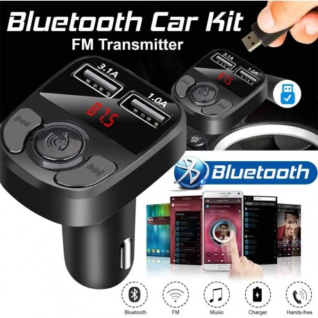 FM modulator для автомобиля X22